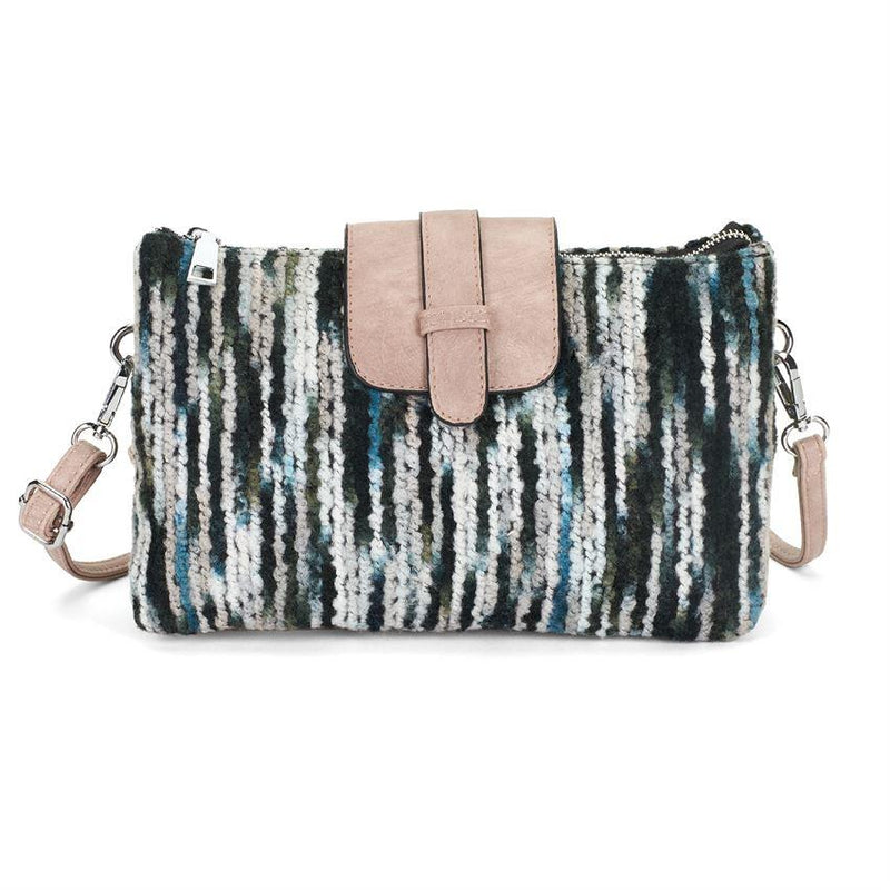 Jillian Sweater Crossbody-Bayou Multi