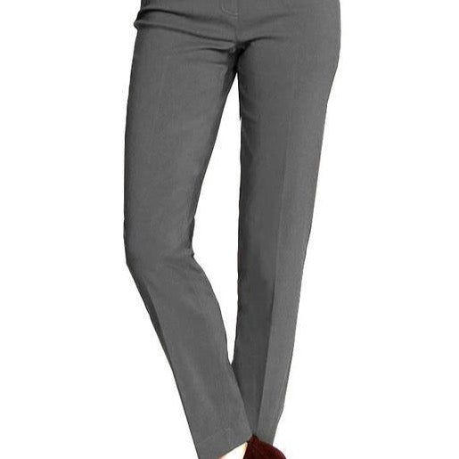 Slimsation Ankle Pant-Charcoal