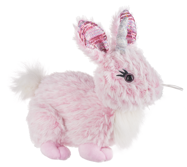 Sugar Sparkles Bunnicorn Plush Toy