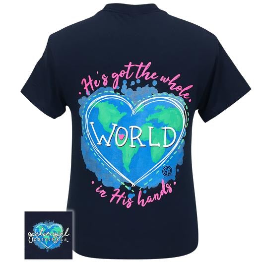 Whole World Tee