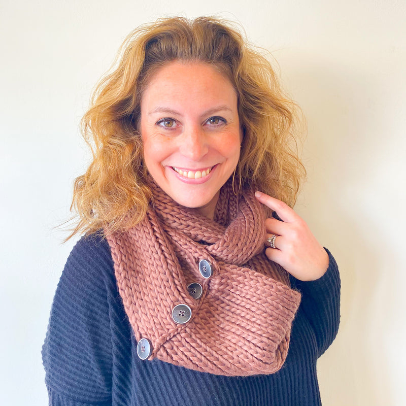 Fireside Convertible Scarf