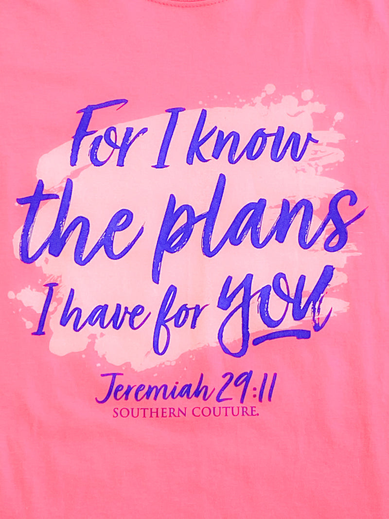I Know The Plans Tee