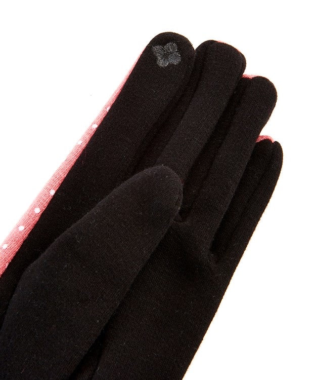 Dotted Texting Gloves