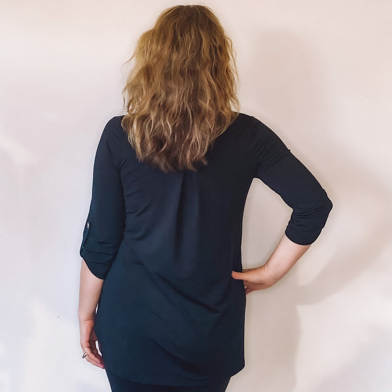 Gabby Tunic-Solid
