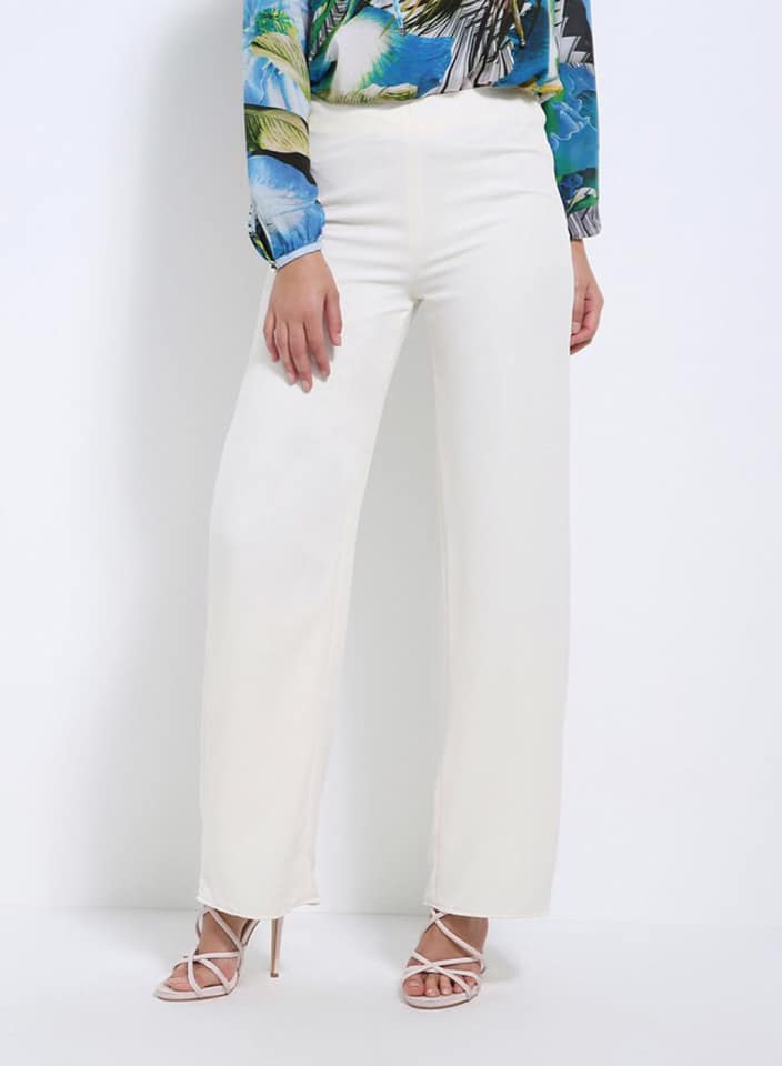 Seden Casual Solid Pants