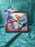 Dolphin Plaque 4 Asstd in Gift Box