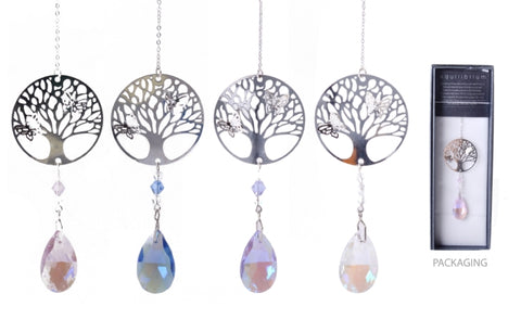 Equilibrium Tree of Life Suncatcher