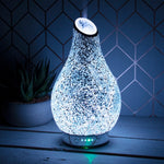Aroma Oil Diffuser Colour Changing Lamp (25cm)