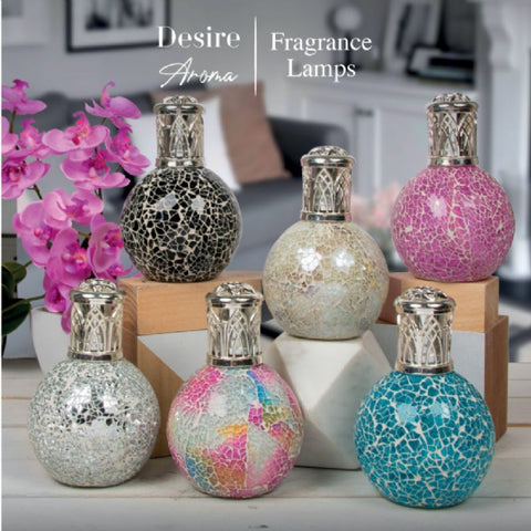 Aroma Lamp Fragrance Diffuser Mosaic (16cm)