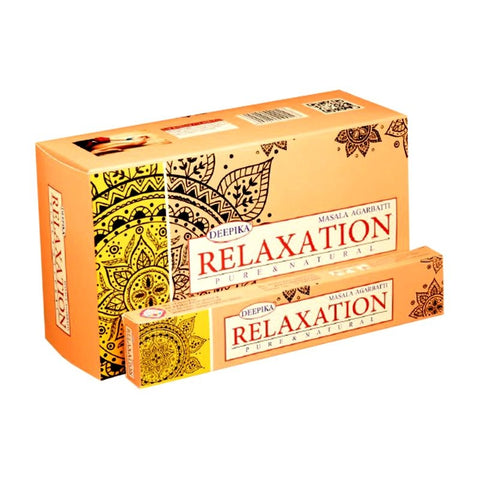 Deepika Relaxation Natural Masala Incense Sticks (15gm)