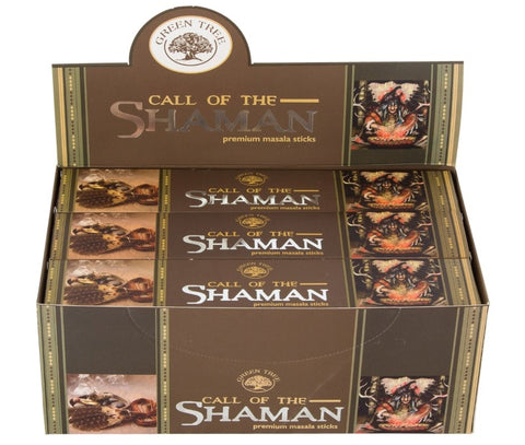 Green Tree Call of the Shaman (15gm)