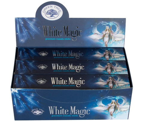 Green Tree White Magic Incense (15gm)