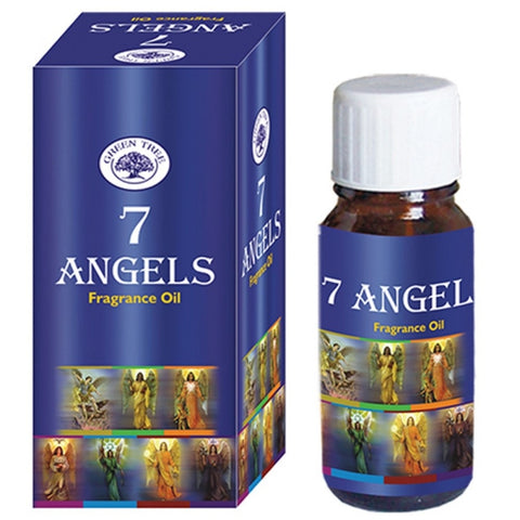 Green Tree 7 Angels Fragrance Oil (10ml)