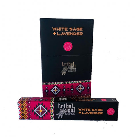 Tribal Soul Incense with Feather (15gm)