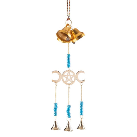 Triple Bells Windchime (45cm)
