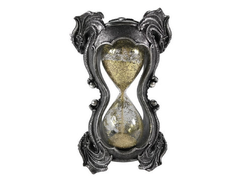 Lord of Time Dragon hourglass with Golden Sand (28cm)