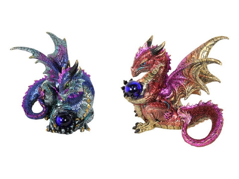 Dragon with Ball (20cm)