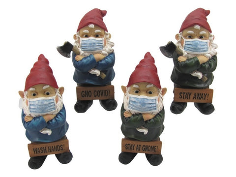 Gnome with Mask (25cm)