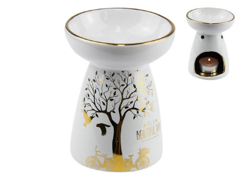 Oil Burner Spring Tree / Tree of Life (12cm)