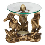 Skeleton Oil Burner (12cm)