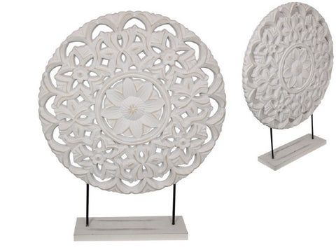 Filigree Decor Design on Stand (40cm)