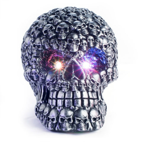Skull LED light (16cm)