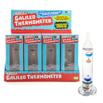 World's Smallest Galileo Thermometer (15cm)
