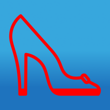 Load image into Gallery viewer, Woman High Heel