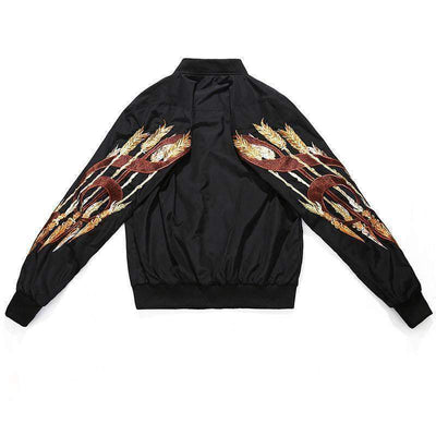 Gold Arrow Bomber - IkigaiSoul