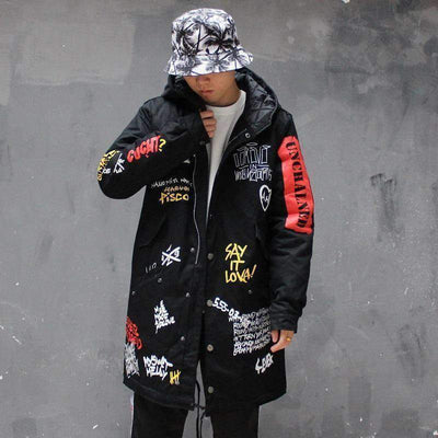 Hip Hop Jacket - IkigaiSoul