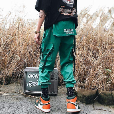 New Evo Sweatpants - IkigaiSoul