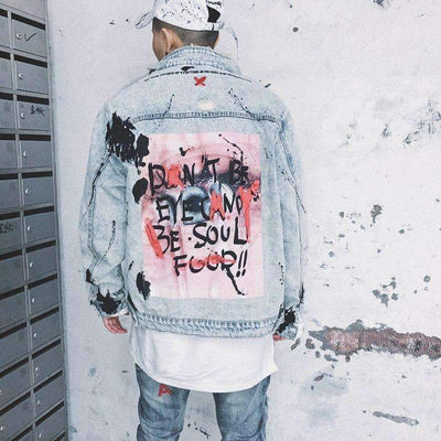 Soul Denim Jacket - IkigaiSoul
