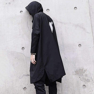 T Trench Coat - IkigaiSoul