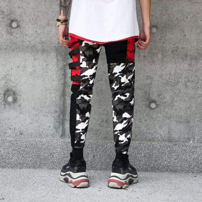 Warriors Pants - IkigaiSoul