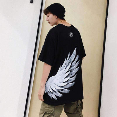 WIngs T-Shirt - IkigaiSoul