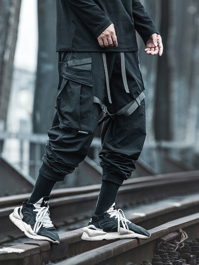 True Dark Tech Joggers