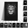 Majestic Animals Canvas Wall Art - Glamorous Hangups