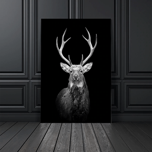 Majestic Animals Canvas Wall Art - Glamorous Hangups Ltd