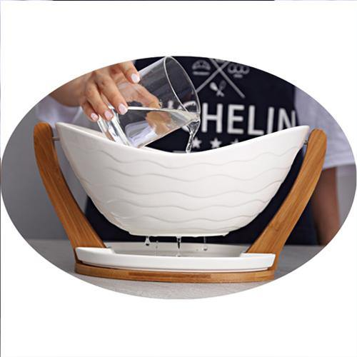 Ceramic Suspended Bowl - Glamorous Hangups Ltd
