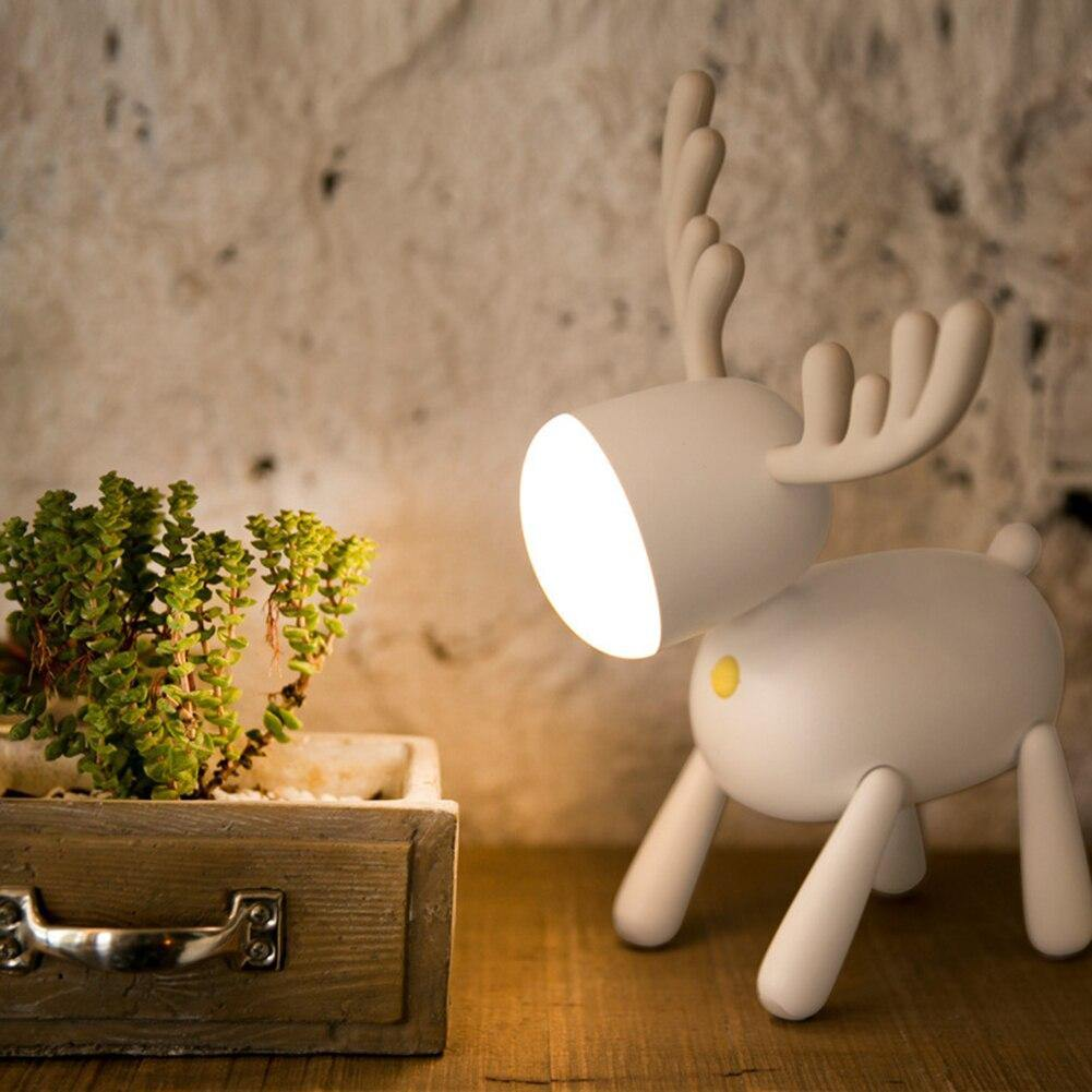 Cartoon Deer Nursery Light - Glamorous Hangups Ltd