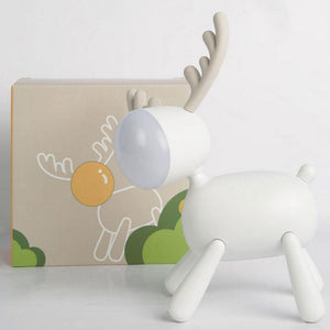 Cartoon Deer Nursery Light