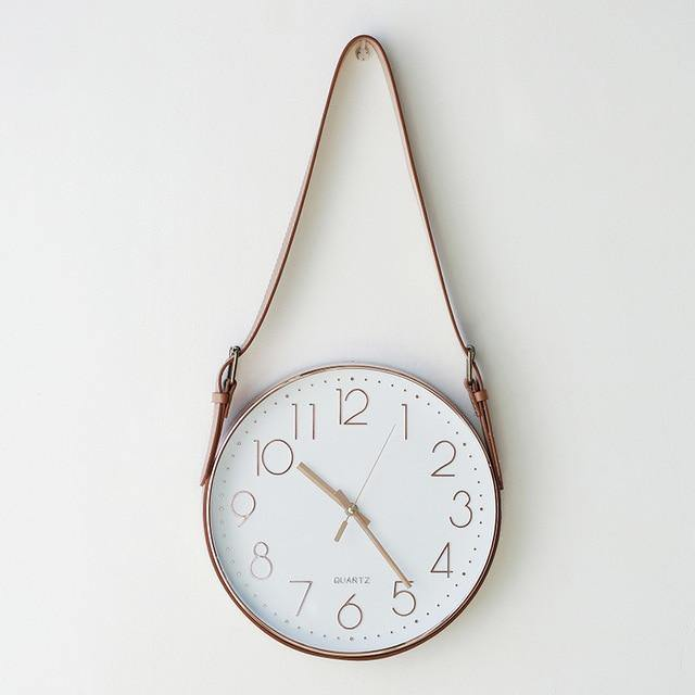 Hanging Watch Wall Clock - Glamorous Hangups Ltd