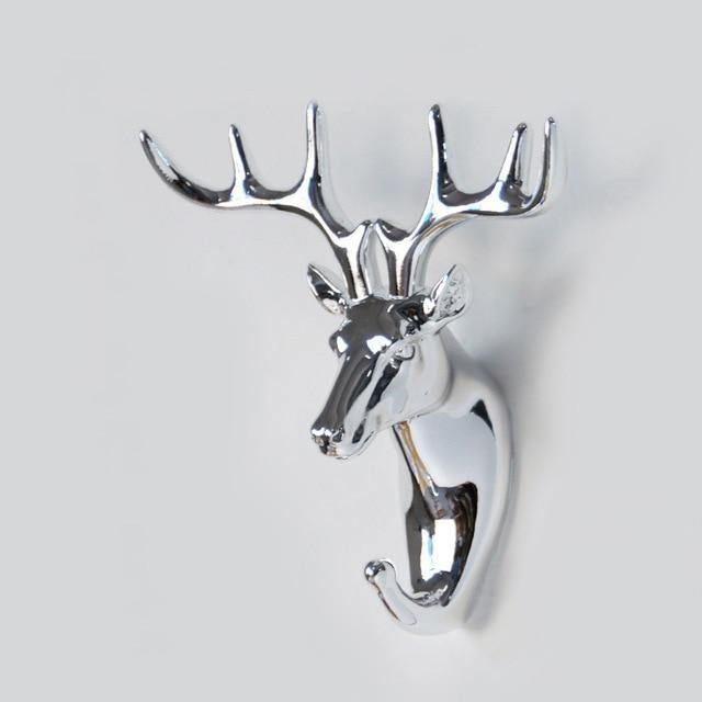Animal Shaped Decorative Wall Hooks - Glamorous Hangups Ltd