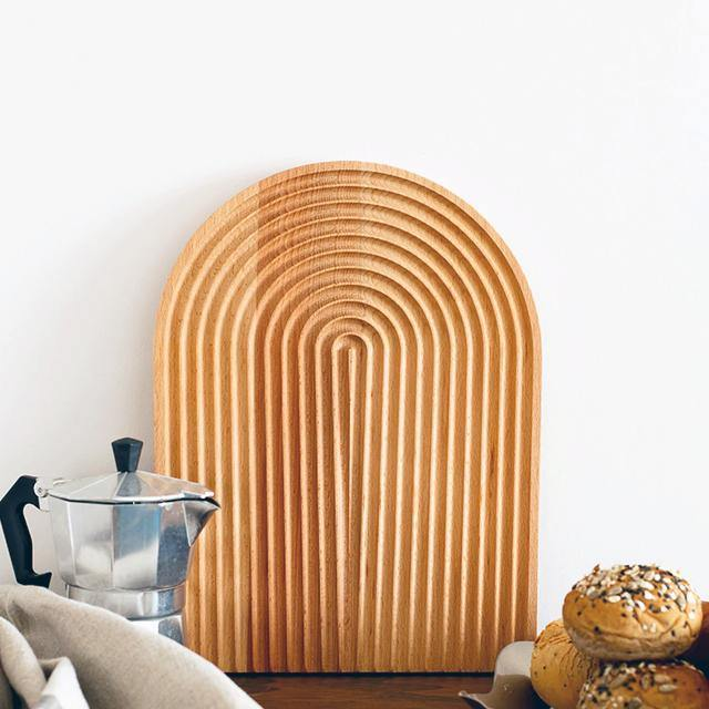 Nordic Wooden Chopping Boards - Glamorous Hangups Ltd