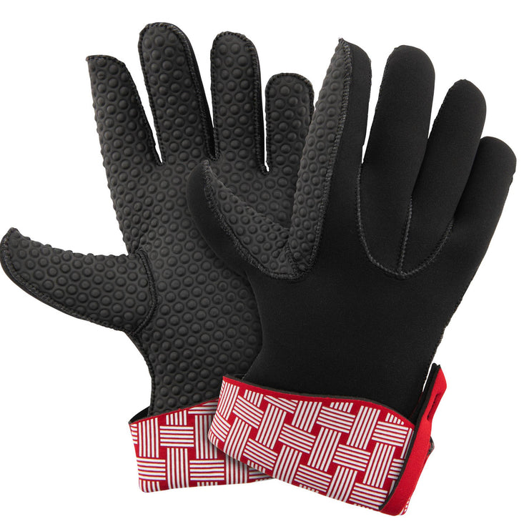 Kitchen Grips Cherry 5-Finger Mitt_Set of 2 - Cuisipro USA