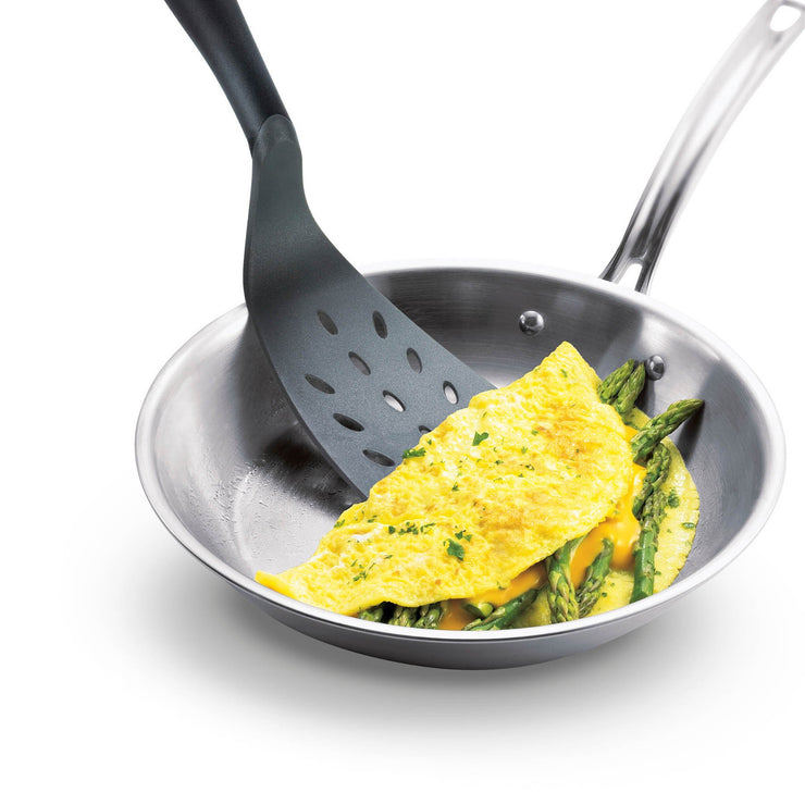 Fish & Omelet Turner Black 13""
