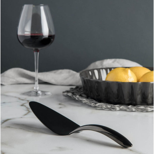 Cuisipro  Black Tempo Mirror Finished  Pie Server - Cuisipro USA