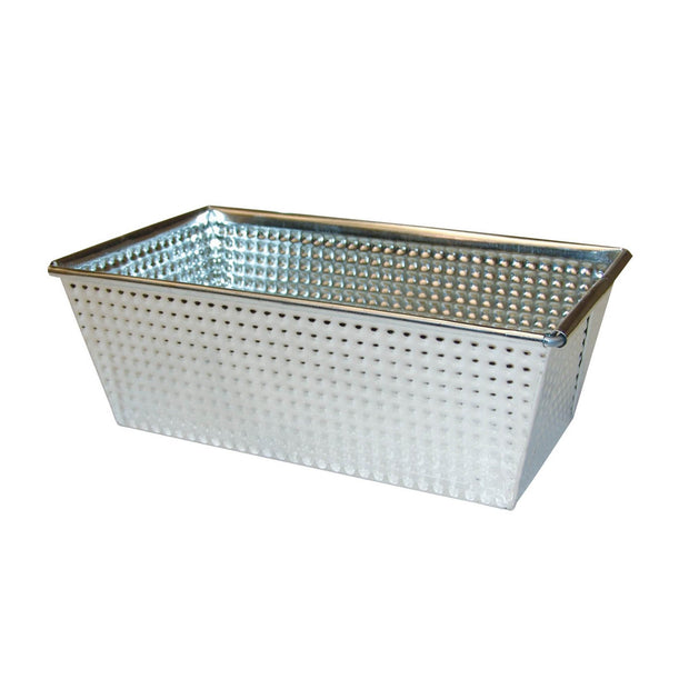 Professional Loaf Pan Silver 8""