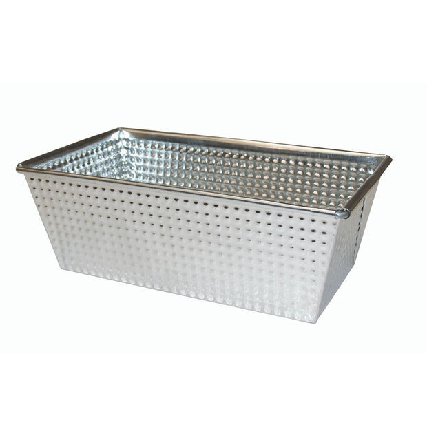 Professional Loaf Pan Silver 10""