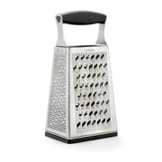 Cuisipro  Silver  4 Sided Box Grater